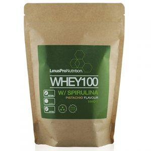 Økologisk proteinpulver sundt og godt